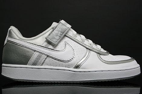 Nike Vandal Low WMNS White Silver