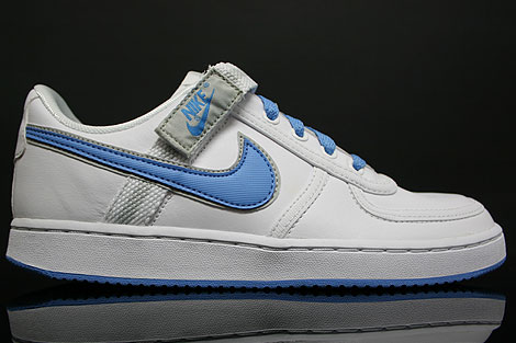 Nike Vandal Low WMNS White University Blue Right