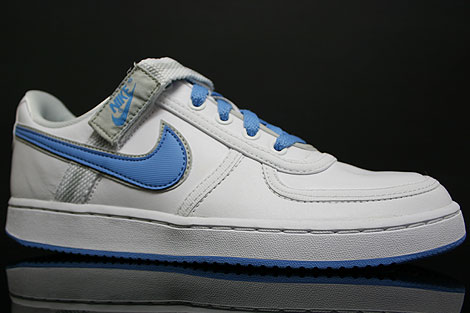 Nike Vandal Low WMNS White University Blue Profile