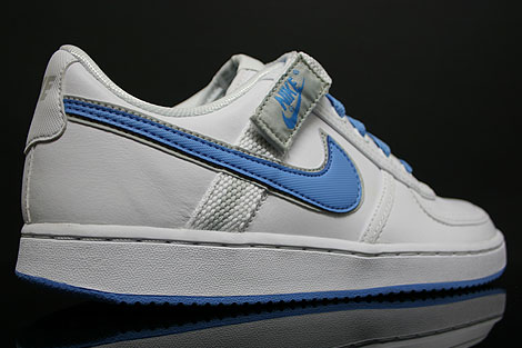 Nike Vandal Low WMNS White University Blue Inside