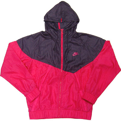 Nike Zipped Windrunner Asahi Cerise Right