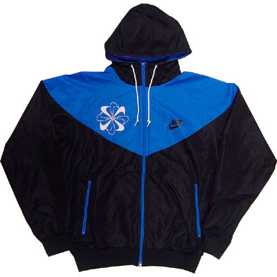 Nike Original Windrunner Pinwheel Blue