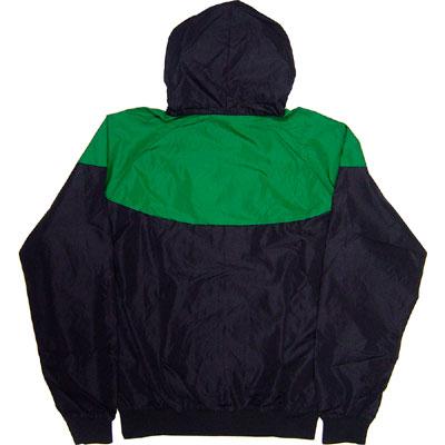 Nike Original Windrunner Pinwheel Green Sidedetails