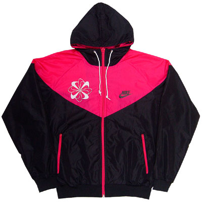 Nike Original Windrunner Pinwheel Pink Right