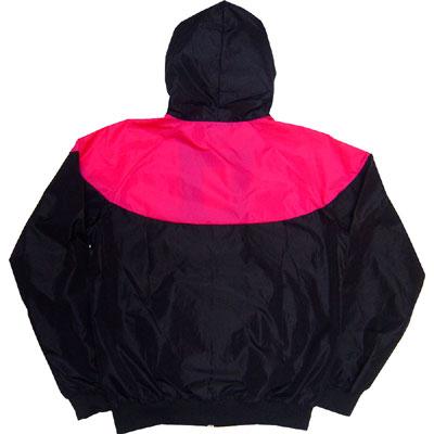 Nike Original Windrunner Pinwheel Pink Sidedetails