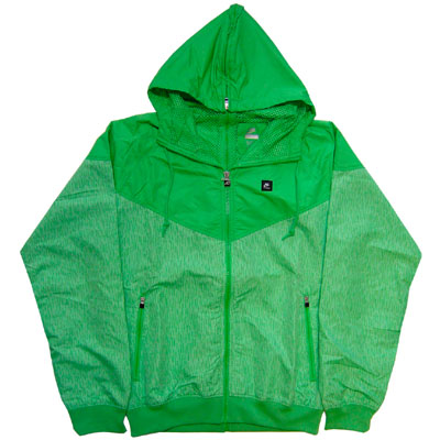 Nike Storm Windrunner Green Right