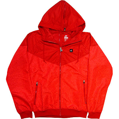 Nike Storm Windrunner Sport Red Right
