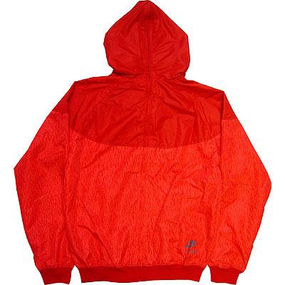 Nike Storm Windrunner Sport Red Sidedetails