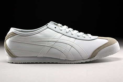 Onitsuka Tiger Mexico 66 White White