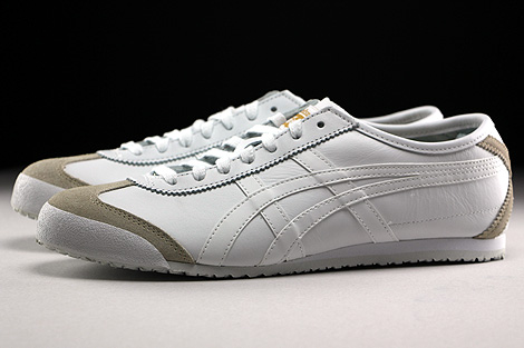 Onitsuka Tiger Mexico 66 White White Profile