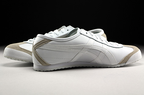 Onitsuka Tiger Mexico 66 White White Inside