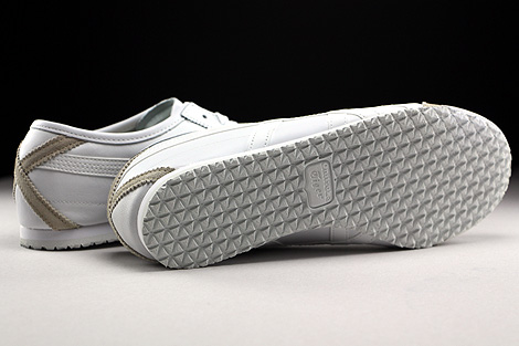 Onitsuka Tiger Mexico 66 White White Outsole