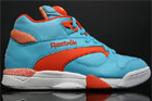 Reebok Court Victory Pump Blue Paprika