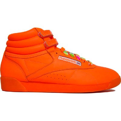 Reebok Freestyle Reign-Bow  Neon Orange