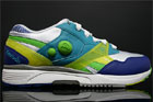 Reebok Pump Running Dual White Royal