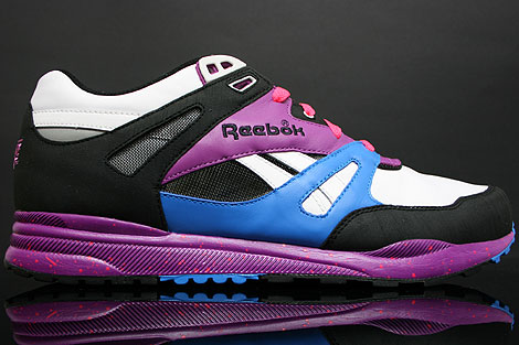 Reebok Ventilator White Purple