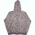 Triumvir3 Stoned Paisley Zip Hoody
