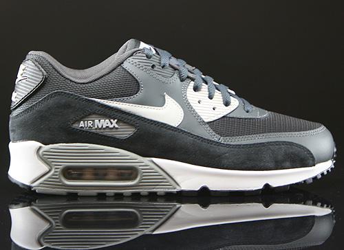 Nike AIR MAX 90 LTR (GS) 5Y 833412 008 Damen Sneaker schwarz