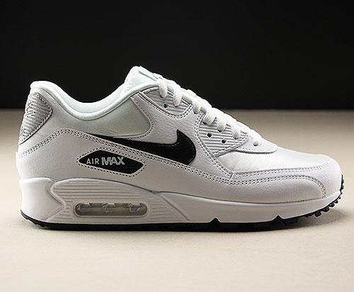 Nike WMNS Air Max 90 White Black Reflect Silver 325213 137