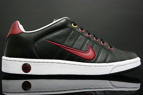 Nike Court Tradition 2 Black Red